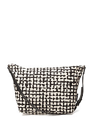 MARIA KRINNI Shoulder-bag - WHITE,BLACK