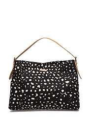ADALA VATANUOTTA Shoulder-bag - OFF WHITE,BLACK