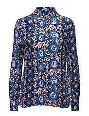 AUNU Shirt - BLUE, LIGHT BLUE, PINK