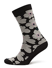 HIETA Ankle socks - BLACK, LIGHT BEIGE, GREEN