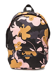 MINI EIRA HELOKKI backpack - BLACK,BROWN,LIGHT PINK