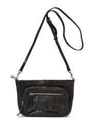Nadia Crossbody Bag - Black
