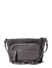 Nadia Crossbody Bag, Butter - Grey
