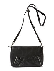 Lena Crossbody Bag - Black