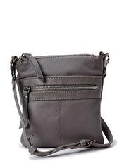 Thea Crossbody Bag, Butter - Grey