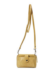 Caya Mobile Crossbody Wallet - Yellow