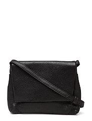 Carla Crossbody Bag, Grain - BLACK