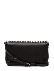 Cora Crossbody Bag, Butter - BLACK