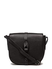 Marikka Crossbody Bag, Grain - BLACK