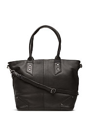 Gaia Bag, Butter - BLACK