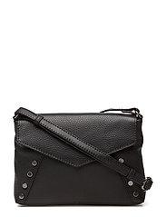 Cana Crossbody Bag, Grain - BLACK