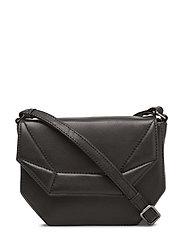 Marbella Crossbody Bag, Butter - BLACK