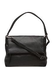 Zyrah Bag, Grain - BLACK