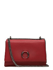 Vega Crossbody Bag - CHILI RED