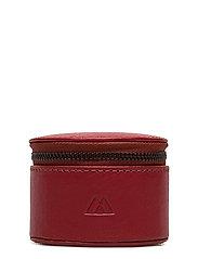 Lova Jewelry Box, S - CHILI RED