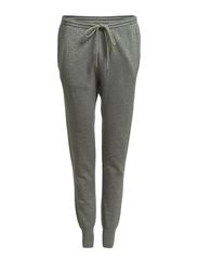 LUREX JOGGERS - SILVER