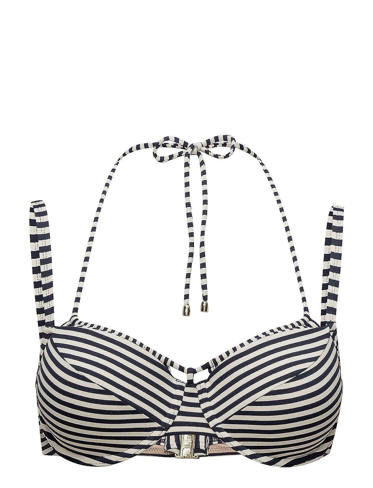Md Holi Vintage Padd.Balc. Bikini Top Marlies Dekkers Bikinier til Kvinder i