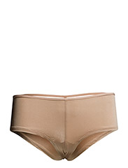 MD SPACE ODYSSEY BRAZ.SHORT CAMEL - NUDE