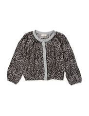 Timian Cardigan - Grey Leo