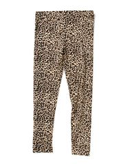 Leo leggings - BROWN LEO