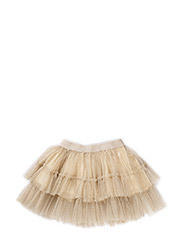 Dancer Tutu Skirt - GOLD