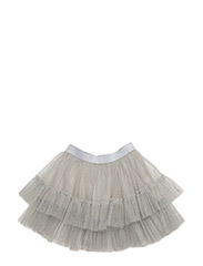 Dancer Tutu Skirt - SILVER
