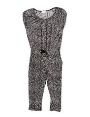 Rimini Jumpsuit - Grey Leo