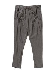 Ponyo Pants - Dark Grey Melange