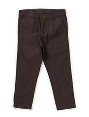 Primo L. Pants - Asphalt