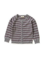 Totte Cardigan - Shark Stripe
