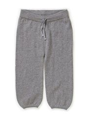Plut Pants - Grey Melange