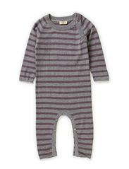 Rola Onesie - Shark Stripe
