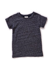 Cold Dyed Tee SS - GreyTrade