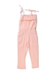 Ruby Onesie - Cameo Rose