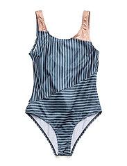 Swilda - STRIPE OCEANIC BLUE