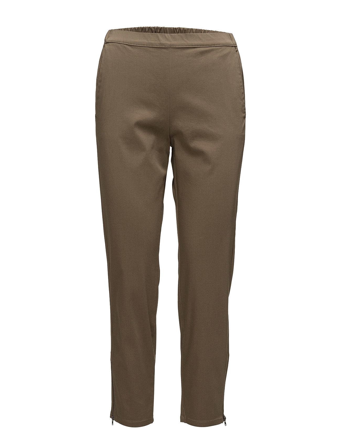 9aa5e8b49b5d Bestil Padme Trousers Ew Basic Masai Bukser i Oliven til Kvinder i en  online fashion store