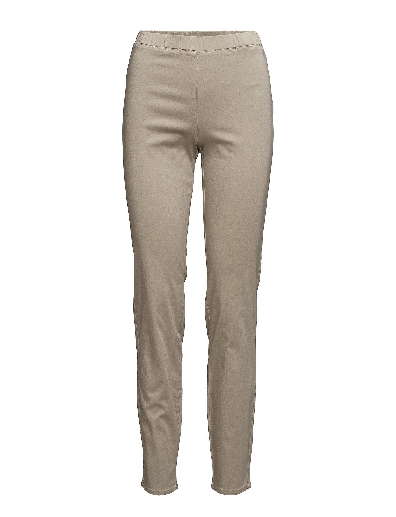 Primitiva Trousers Ew Basic Masai Skinny til Damer i khaki