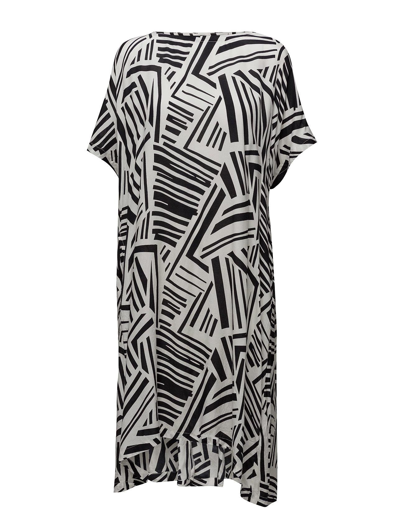 Olivia Dress Oversize No Slv Masai Knælange & mellemlange til Damer i