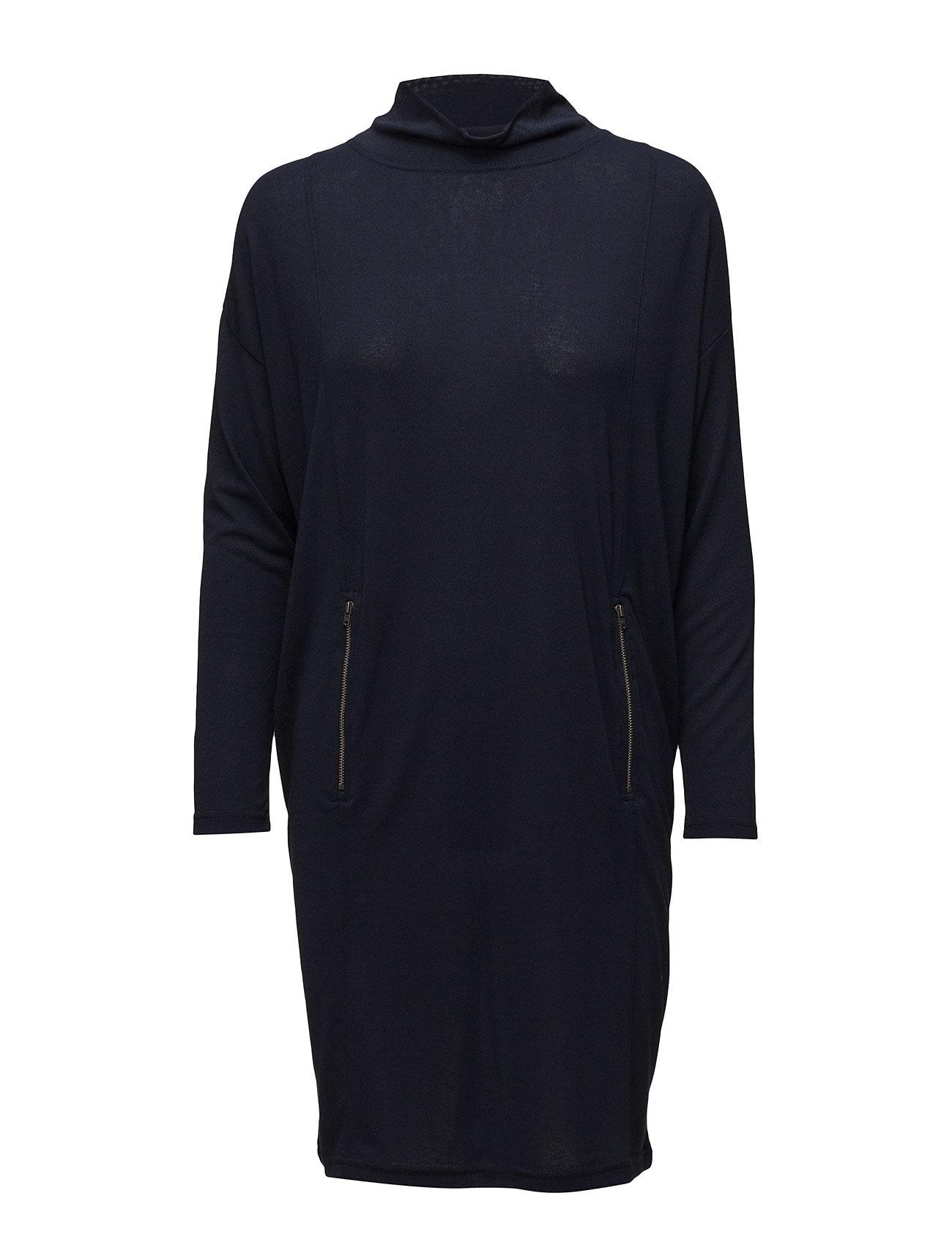 Gonja Tunic Oversize Long Slv Masai Knælange & mellemlange til Damer i Navy blå
