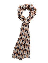 Aurora scarf - AMBER ORG