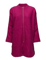 Tonie coat oversize - PINK