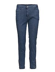 Piper trousers - DENIM
