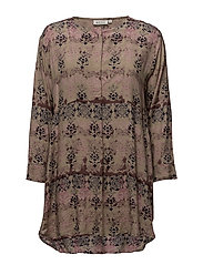 Gretta tunic - HEATHER ORG