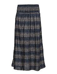 Solveig skirt - INDIGO ORG