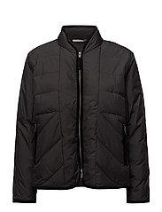 Tinja coat - BLACK