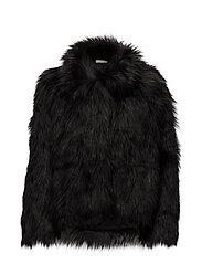 Tinki coat - BLACK