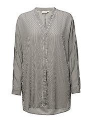 Ife blouse - BLACK ORG