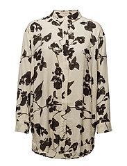 Inani blouse - STONE ORG