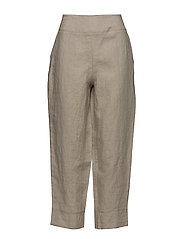 Pahida trousers - NATURAL