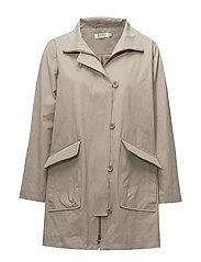 Topaz coat - KHAKI
